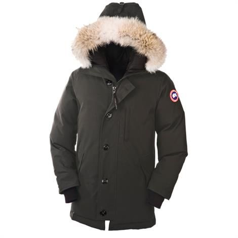 Image of   Canada Goose Mens The Chateau Jacket, Graphite